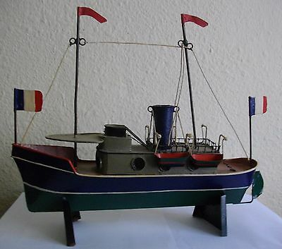Tin Boat - Colleccion Player - Unic Piece   (1 Footx10 Inch)