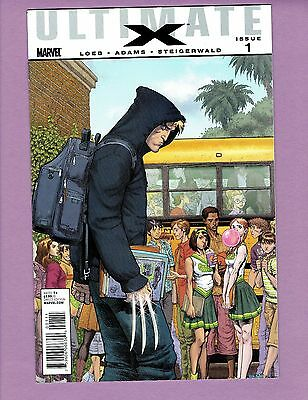 RARE METAL CLAW VARIANT 1st Appearance Jimmy Hudson Ultimate X #1 HOT VF/NM Xmen