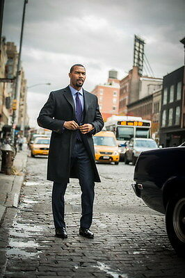 "005 Power - Omari Hardwick Action Thriller USA TV Show 14""x21"" Poster"