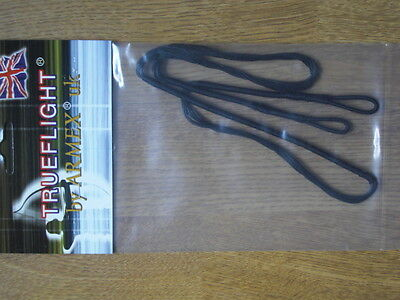 "Replacement Compound Bow string 29"" for bows up to 55lb draw weight Armex etc"