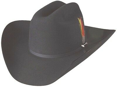 Stetson Spartan Wool classic  traditional cowboy Taxes Outback l 57 cm 7 1/8 USA