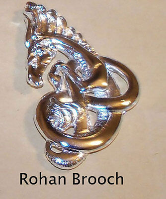 Lord of the Rings The Rohan Brooch
