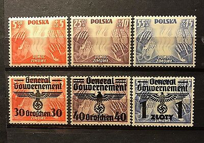 general government 1939 OCCUPATION OF POLAND
