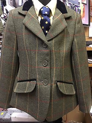 Childrens Tweed Show Jacket