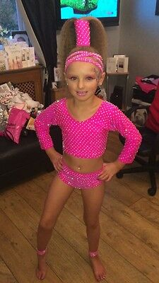 Freestyle U8 Solo Costume