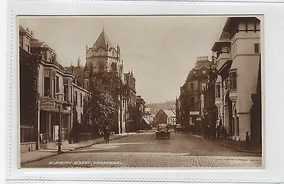 ACADEMY STREET, INVERNESS: Inverness-shire postcard (C28322)