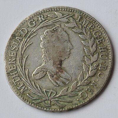 RDR, Österreich, Maria Theresia, 20 Kreuzer 1765, A8877