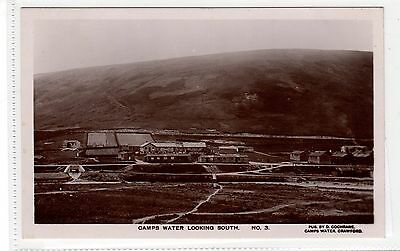 CAMPS WATER, RESERVOIR CAMP, near CRAWFORD: Lanarkshire postcard (C28419)