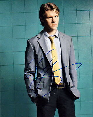 JESSE SPENCER ~ HOUSE & CHICAGO FIRE ~ SIGNED 10x8 PHOTO COA