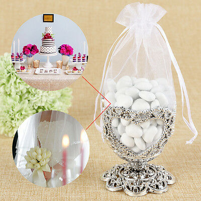 Plastic Cups & Organza Bags for Sweet Candy Gift Boxes Wedding Party Favour DIY