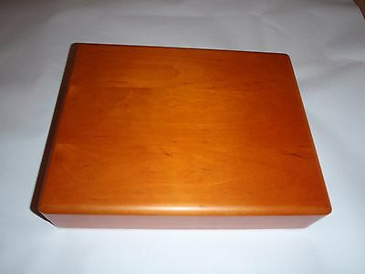 Timber box 2 x 2 coin holder for those special coins