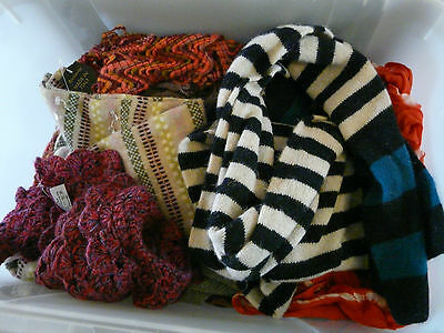 WHOLESALE JOB LOT NEW MONSOON ACCESSORIZE LADIES KNITTED WINTER SCARVES x 42