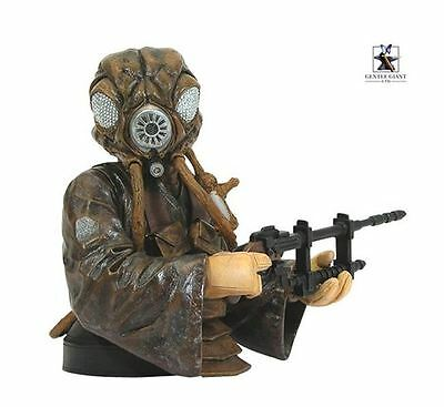 Star Wars Gentle Giant Zuckuss Büste AFX Exclusive NEU