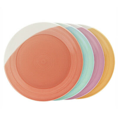 NEW Royal Doulton 1815 Bright Colours Dinner Plate Set 4pce