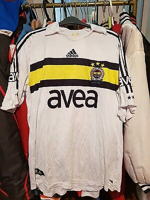 Maillot jersey fenerbahce  2008/2009