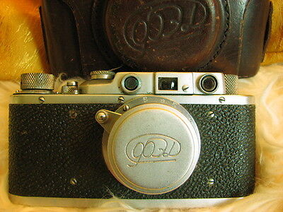 Rare FED-S..Ideal condition. Leica...