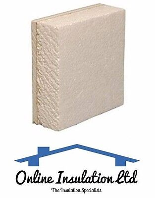 Thermaline Basic Insulated Plasterboard 2400 x 1200 x 22mm x 10 Sheet Deal