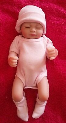 Baby girls pink cotton clothes set for 10 to 11 inch  reborn baby dolls new