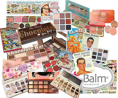 Too Faced The Balm - Ultimate Collection Makeup Selection Beauty Care Cosmetic