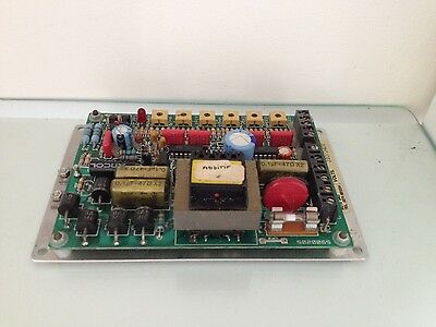 electronic board Fenner 522A 3700