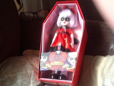 Living Dead Doll ROSE ,Extremely Rare,in mint condition,never out of the box,
