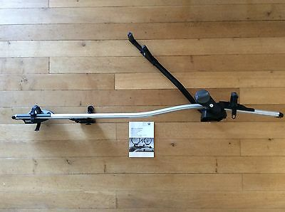 NEW Genuine BMW Lockable Bike Cycle Carrier Roof Rack ( like Thule ProRide 598)