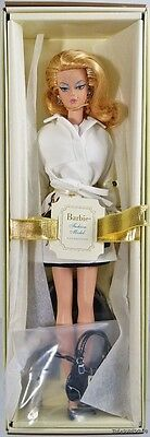 Trench Setter Barbie Doll Silkstone Limited Edition #B3442 New NRFB 2003 Mattel