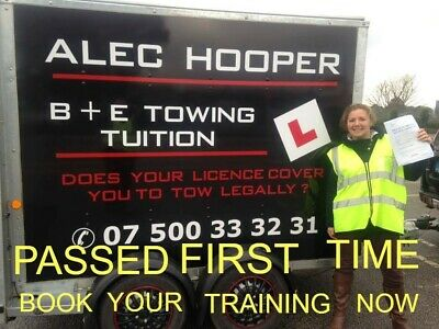 horsebox  towing tuition in cornwall or devon