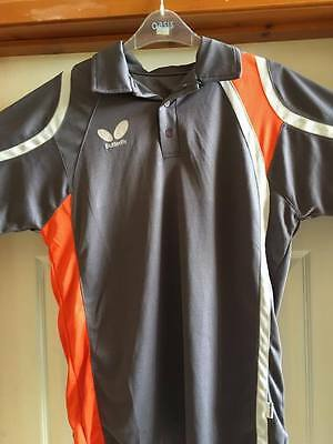 Butterfly Table Tennis Shirt Medium