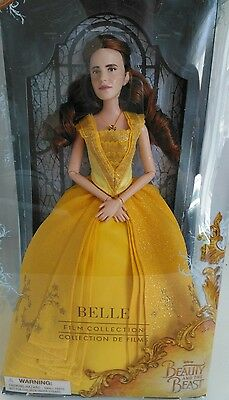 BEAUTY AND THE BEAST Disney Belle Figurine Doll NEW