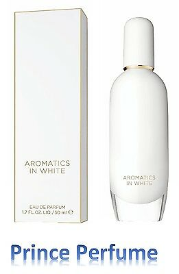 CLINIQUE AROMATICS IN WHITE EDP SPRAY - 100 ml