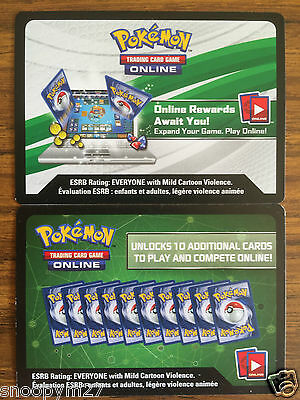 Pokemon Guardians Rising TCG Online Code x10