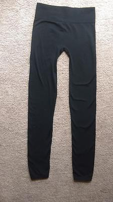 Black Maternity Leggings Motherhood Os Extra Small Xs Xsm