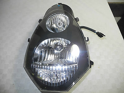 HEADLIGHT HEAD LIGHT HONDA NES125 JF07 NES150 year built bj.01-06 New Part