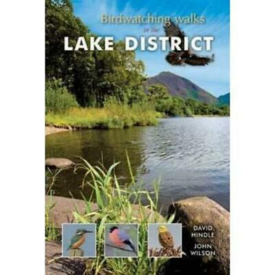 Birdwatching Walks in the Lake District    -   9781874181675