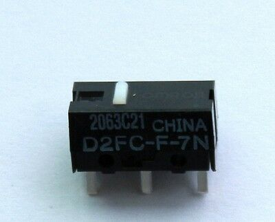 5pcs Brand New Micro Switch D2FC-F-7N for Mouse