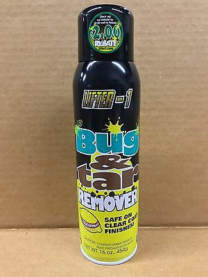 Genuine Extra Strength Lifter-1 Bug and Tar Remover Spray 51860 FREE PRIORITY