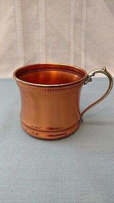 Vintage Rochester Copper Cup