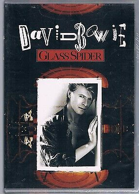 David Bowie Glass Spider (2007)  Dvd F.c. Nuovo Sigillato!!!