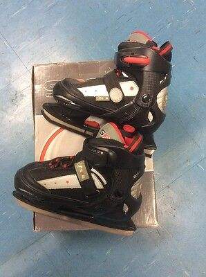 SFR Adjustable Ice Skates Sizes 4 - 7