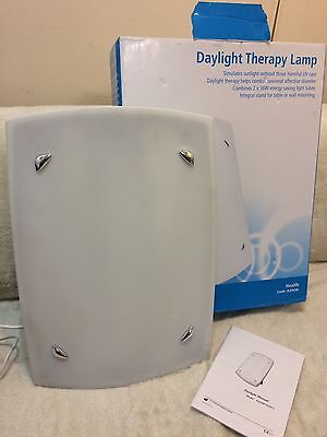 Maplin Daylight Therapy Lamp A20HW
