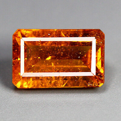 4.19 CTS_WORLD CLASS MARVELOUS ORANGE_100 % NATURAL Unheated HESSONITE GARNET