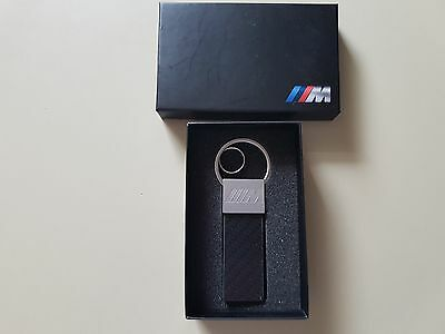 original bmw m schl sselanh nger m key ring carbon neu. Black Bedroom Furniture Sets. Home Design Ideas