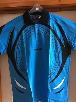 Tibhar Goal Table Tennis Shirt  size Large