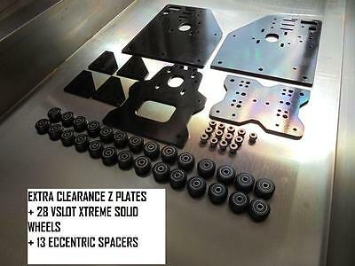Extra Z Clearance Ox Cnc Router Gantry Plate 28 Xtrem V Slot Wheel 13 Eccentric