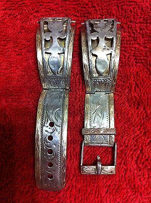 1 Men's Watch Strap 10K And 900 Sterling