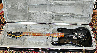 '85 GUILD USA S-270 FLYER ELECTRIC GUITAR w/ KAHLER & HARD CASE {Free Shipping}