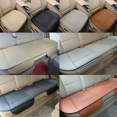 5 Seats/Set PU Leather Car Seat Cover Breathable Pad Mat for Auto Chair Cushion