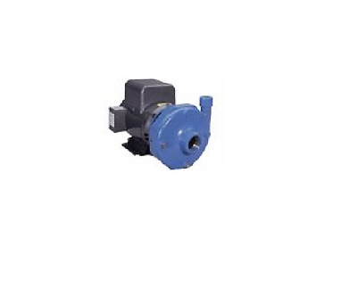 Goulds 4BF1J2H0 Bronze Fitted Centrifugal Pump, 5 HP, 3 PH, ODP