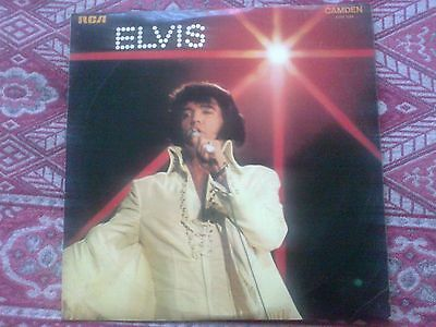 ELVIS PRESLEY RECORD COLLECTION - 12 inch LP vinyl record